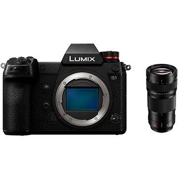 Panasonic LUMIX DC-S1 tělo + Panasonic Lumix S Pro 70-200mm f/4.0 OIS