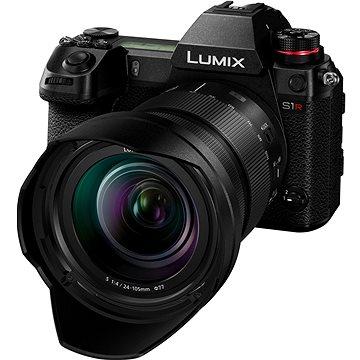 Panasonic LUMIX DC-S1R + objektív 24 – 105mm(DC-S1RME-K)