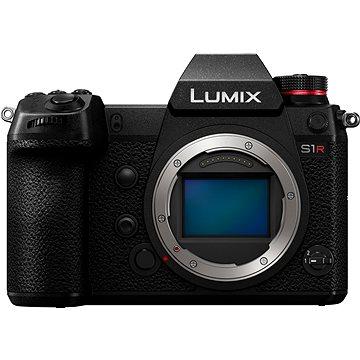 Panasonic LUMIX DC-S1R tělo (DC-S1RE-K)
