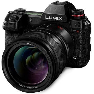 Panasonic LUMIX DC-S1R tělo + Panasonic Lumix S Pro 50mm f/1.4