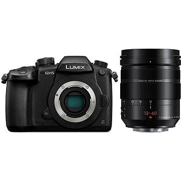 Panasonic LUMIX DMC-GH5 + Leica DG 12-60mm F2.8-4 (DC-GH5LEG-K)