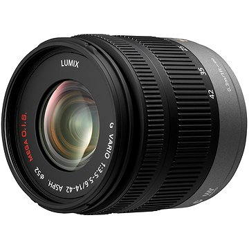 Panasonic Lumix G Vario 14-42mm f/3.5-5.6 (H-FS014042E)