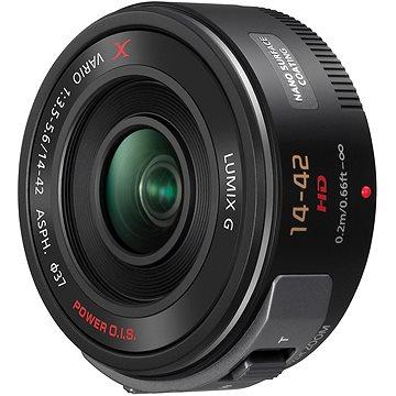 Panasonic Lumix G X Vario 14-42mm f/3.5-5.6 černý (H-PS14042E-K)