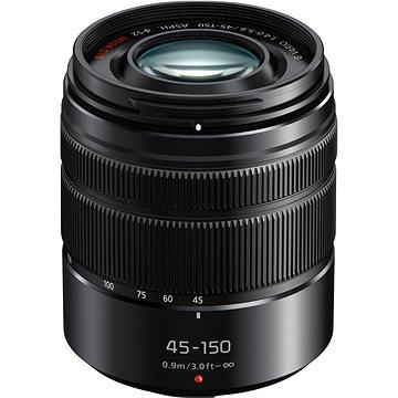 Panasonic Lumix G Vario 45-150mm f/4.0-5.6 černý (H-FS45150EKA)