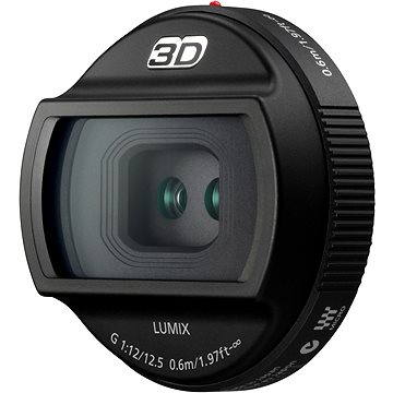 Panasonic 3D Lens Lumix G 12.5mm f/12.0 (H-FT012E)
