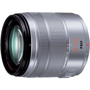 Panasonic Lumix G Vario 14-140mm f/3.5-5.6 stříbrný (H-FS14140E-S)