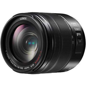 Panasonic Lumix G Vario 14-140mm f/3.5-5.6 černý (H-FS14140EKA)