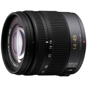 Panasonic Lumix G Vario 14-45mm f/3.5-5.6 (H-FS014045E)