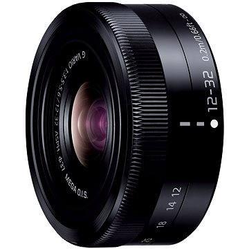 Panasonic Lumix G Vario 12-32mm f/3.5-5.6 černý (H-FS12032E-K)