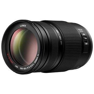 Panasonic Lumix G Vario 100-300mm F4.0-F5.6 MEGA (H-FS100300E)