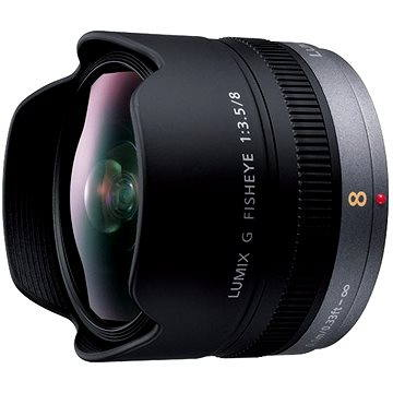 Panasonic Lumix G Fisheye 8mm F3.5 (H-F008E)