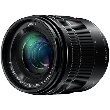 Panasonic Lumix G Vario 12-60mm F/2.8-5.6 ASPH Power OIS (H-FS12060E)