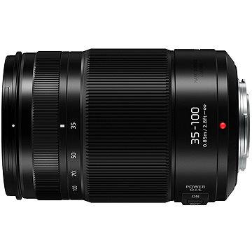 Panasonic Lumix G X 35-100mm F2.8 II Power OIS černý (H-HSA35100E)