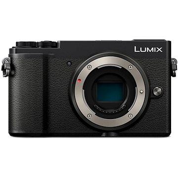 Panasonic Lumix DC-GX9 tělo černý (DC-GX9EG-K)