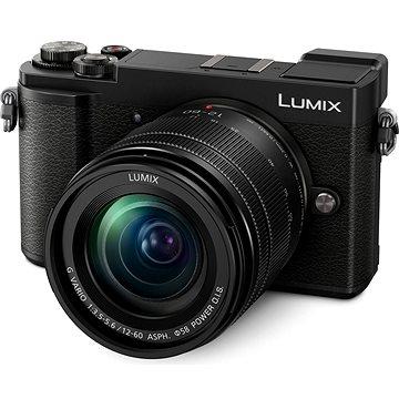Panasonic Lumix DC-GX9 + 12-60 mm černý (DC-GX9MEG-K)