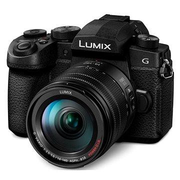 Panasonic LUMIX DC-G90 + Lumix G Vario 14-140mm černý (DC-G90HEG-K)