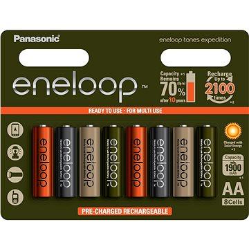 Panasonic AA nabíjecí baterie NI-MH (HR6 3MCCE/8RE 1900mAh )