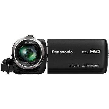 Panasonic HC-V180EP-K černá
