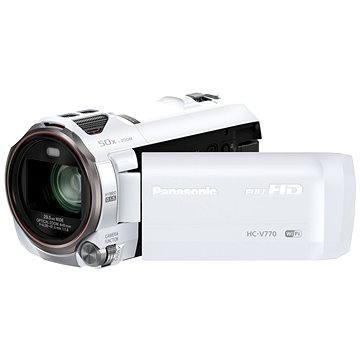Panasonic HC-V770EP-W bílá (HC-V770EP-W)