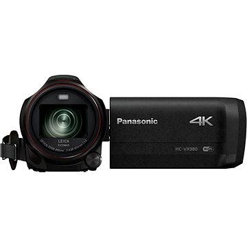 Panasonic HC-VX980EP-K černá