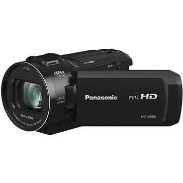 Panasonic V800 černá (HC-V800EP-K)