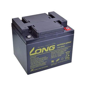 Long 12V 50Ah olověný akumulátor DeepCycle F8 (WP50-12NE) (PBLO-12V050-F8GD)