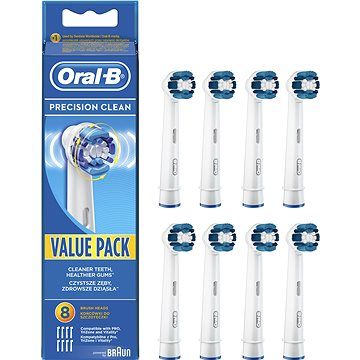 Oral B EB 20-8 Precision Clean (4210201094593)