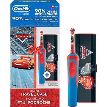 Oral-B Vitality Cars + cestovní pouzdro (4210201237051)