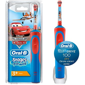 Oral-B Vitality Kids Cars (4210201181088)