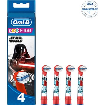 Oral-B Kids StarWars náhradní hlavice 4ct (4210201181507)
