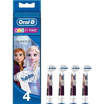Oral-B Kids Frozen náhradní hlavice 4ks (4210201181477)