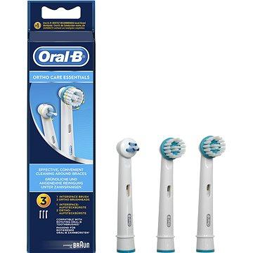 Oral-B náhradní hlavice Ortho care na rovnátka 3ks (4210201849735)