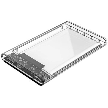 "Orico 2.5"" HDD/SSD transparent box (2139U3-CR-BP)"