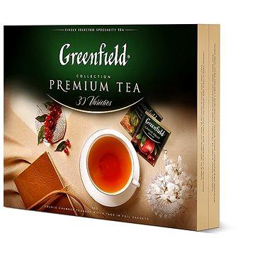 GF Kazeta porcovaných čajů 120 sáčků (30x4 sáčků) (5692)