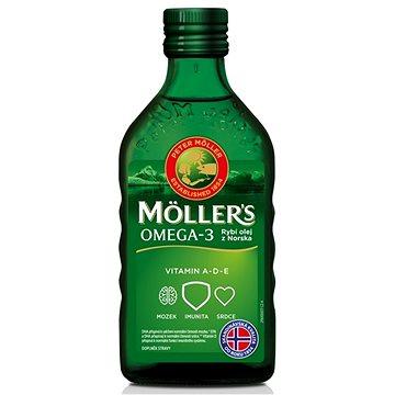 Möllers Omega 3 Natur olej (3347854)