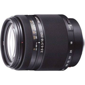 Sony 18-250mm f/3.5–6.3 (SAL18250.AE) + ZDARMA UV filtr Polaroid MC UV 62mm