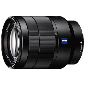 Sony 24–70 mm F4 ZA OSS Vario-Tessar (SEL2470Z.AE) + ZDARMA Štětec na optiku Hama Lenspen