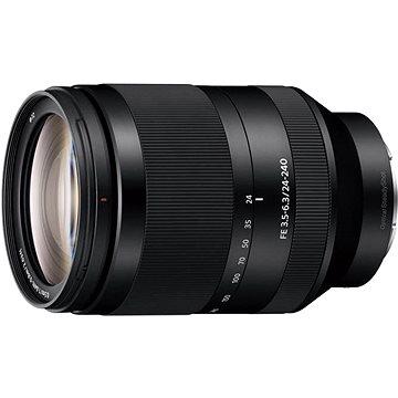 Sony FE 24–240mm F3.5-6.3 OSS (SEL24240.SYX) + ZDARMA UV filtr HOYA 72mm FUSION Antistatic