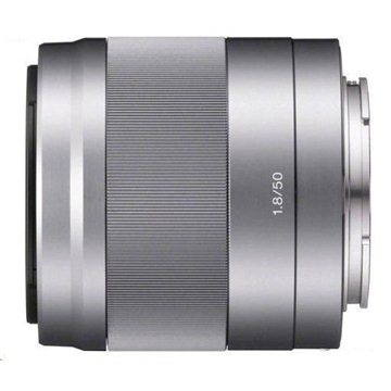 Sony 50mm f/1.8 stříbrný (SEL50F18.AE)