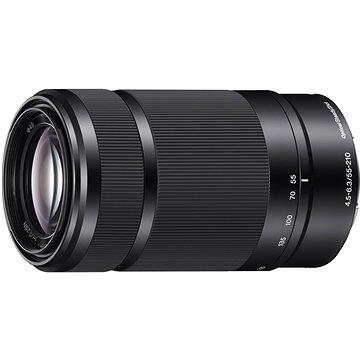Sony 55-210mm f/4.5–6.3 černý (SEL55210B.AE)