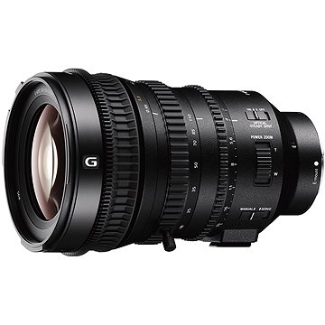 Sony FE PZ 18-110mm f/4.0 GM OSS (SELP18110G.SYX)