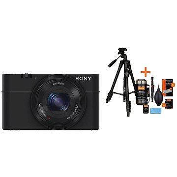 SONY DSC-RX100 + Rollei Foto Starter Kit 2