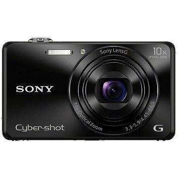 Sony CyberShot DSC-WX220 černý (DSCWX220B.CE3)