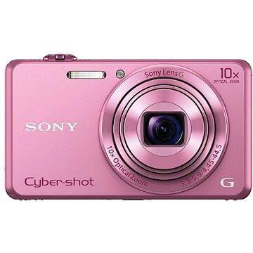Sony CyberShot DSC-WX220 růžový (DSCWX220P.CE3) + ZDARMA Stativ Rollei Monkey Pod Černý