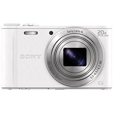 Sony CyberShot DSC-WX350 bílý (DSCWX350W.CE3)