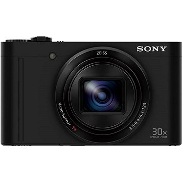 Sony CyberShot DSC-WX500 černý (DSCWX500B.CE3)