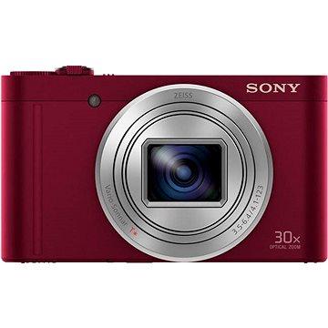 Sony CyberShot DSC-WX500 červený (DSCWX500R.CE3)