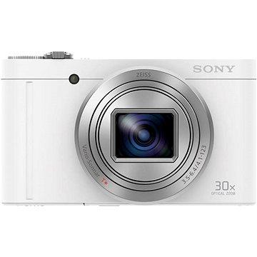 Sony CyberShot DSC-WX500 bílý (DSCWX500W.CE3) + ZDARMA Ministativ MANFROTTO MTPIXI-B PIXI černý