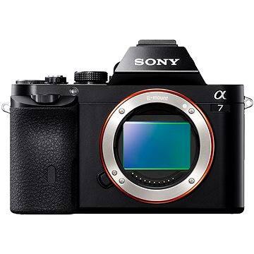 Sony Alpha 7 tělo (ILCE7B.CE) + ZDARMA Paměťová karta Sony Micro SDHC 16GB Class 10 + SD adaptér