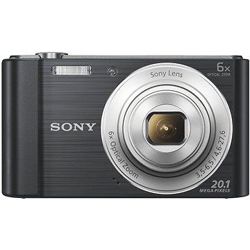 Sony CyberShot DSC-W810 černý (DSCW810B.CE3)